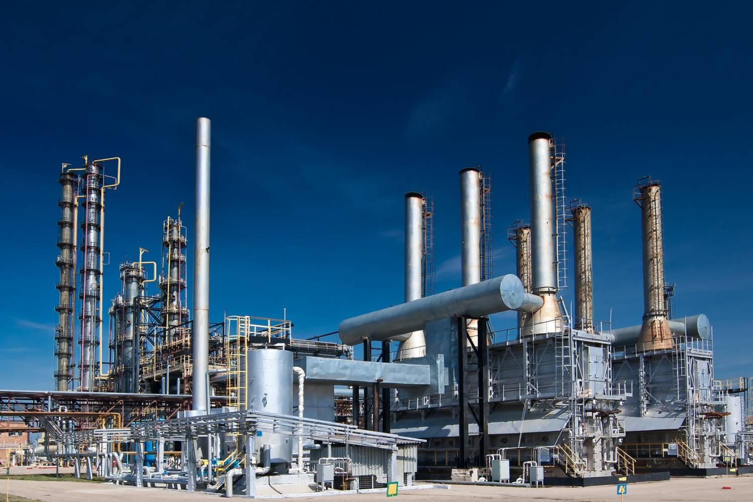 Промышленный обогрев для заводов и предприятий